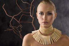Amazon woman Royalty Free Stock Photos