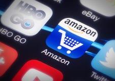 Amazonas Lizenzfreie Stockbilder