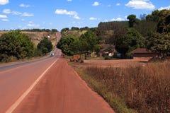 Amazonas-Datenbahn lizenzfreie stockfotos