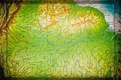 Amazonas-Gebiet Stockfoto