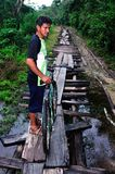 Amazonas - le Pérou Images stock