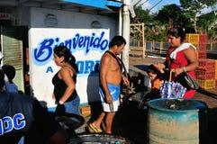 Amazonas- Peru Stockfoto