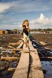 Amazonas South America. People Amazonas Colombia south america Stock Photo