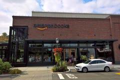 Amazonek książek sklep, Seattle, WA zdjęcia stock