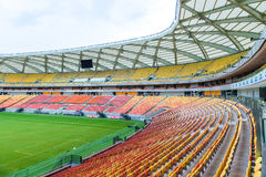 Amazonia Arena in Manaus, Brazil Stock Photo