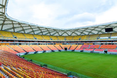 Amazonia Arena in Manaus, Brazil Stock Photos