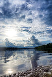 Amazonian Landscape View Royalty Free Stock Photo