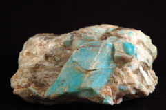 Amazonite Stockbilder