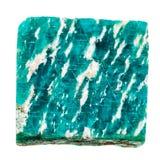 Amazonite-Mineral Stockfotos