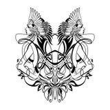 Amazonka emblemat ilustracji