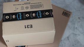 Amazonka kartony zbiory wideo