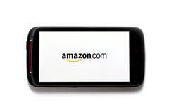 Amazonka telefon Obrazy Royalty Free