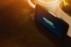 Amazonki chwila wideo zdjęcie royalty free