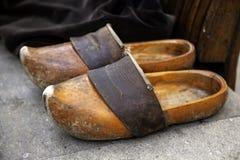 Ambacht houten belemmeringen royalty-vrije stock foto's