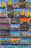 Ambacht van Hongkong landsmark Royalty-vrije Stock Foto's