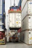 Ambarli Port,Istanbul Royalty Free Stock Image