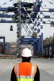 Ambarli Port,Istanbul Stock Photography