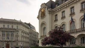 Ambasada Francja obraz royalty free