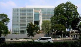 Ambasciata indicata unita e Cosulates immagine stock
