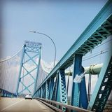 Ambasciatore Bridge fotografie stock libere da diritti