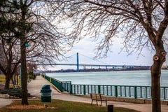 Ambasciatore Bridge fotografie stock