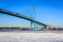 Ambasciatore Bridge fotografia stock libera da diritti