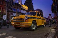 Ambasciatore Cab Immagine Stock Libera da Diritti