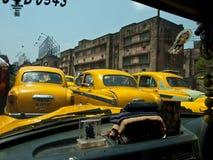 Ambasciatore Cab Fotografia Stock Libera da Diritti