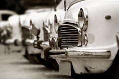 Ambasciatore Cars fotografie stock
