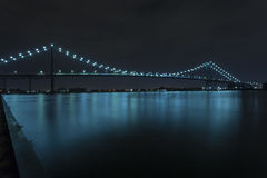 Ambassadör Bridge Royaltyfri Foto