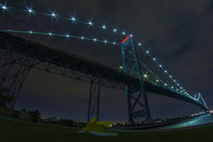Ambassadör Bridge Fotografering för Bildbyråer