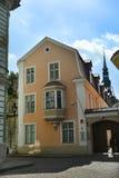 Ambassade de la Finlande à Tallinn, Estonie, 2016 image libre de droits