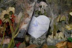 AMBASSADE DU TERRORISTE ATTACKED_FRENCH DE PARIS photos stock