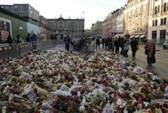 AMBASSADE DU TERRORISTE ATTACKED_FRENCH DE PARIS images libres de droits