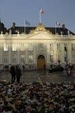 AMBASSADE DU TERRORISTE ATTACKED_FRENCH DE PARIS photographie stock