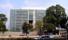 Ambassade indiquée unie et Cosulates photos stock