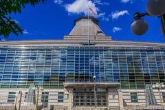 Ambassade van de Verenigde Staten, Ottawa Stock Afbeelding