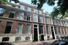 Ambassade van Pakistan in de stad van Den Haag waar alle diplomaten in Nederland werken stock foto