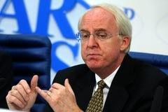 Ambassadeur John Byerly Royalty-vrije Stock Foto