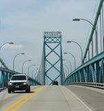 Ambassador Bridge Royalty Free Stock Image