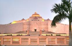 Ambedkar Memorial Park è un parco pubblico e un memoriale in Lucknow Uttar Pradesh India fotografia stock libera da diritti