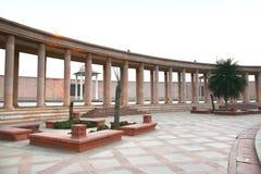 Ambedkar Memorial Park jest jawnym parkiem pomnikiem w Lucknow i, Uttar Pradesh, India Fotografia Stock