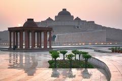 Ambedkar Memorial Park is a public park and memorial in Lucknow Uttar Pradesh India Stock Photos