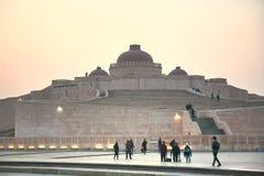 Ambedkar Memorial Park is a public park and memorial in Lucknow Uttar Pradesh India Royalty Free Stock Photos