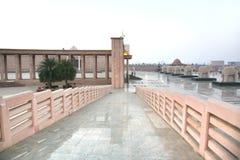 Ambedkar Memorial Park is a public park and memorial in Lucknow Uttar Pradesh India Stock Image