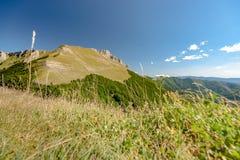 ` Ambel Vercors, Francia di Le Col de la Bataille et delle plateau d Fotografie Stock Libere da Diritti