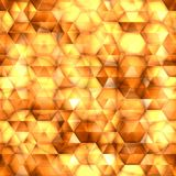 Amber. Seamless texture. Ideal for background Stock Photo