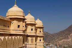 Amber Fort Stock Photo