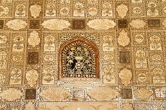The Amber Fort Royalty Free Stock Images