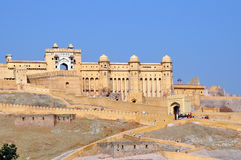 Free Amber Fort Stock Photos - 17678273